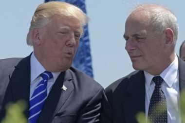 Dijadikan Kepala Staf, Trump Minta Jenderal Ini Disiplinkan Gedung Putih