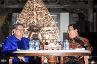 """Koalisi Pemerintah Tak Masalah jika Prabowo-SBY """"Kawin"""""""