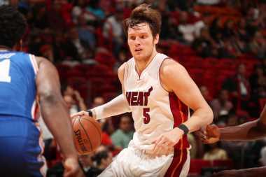 Tinggalkan Miami Heat, Luke Babbitt Resmi Gabung Atlanta Hawks