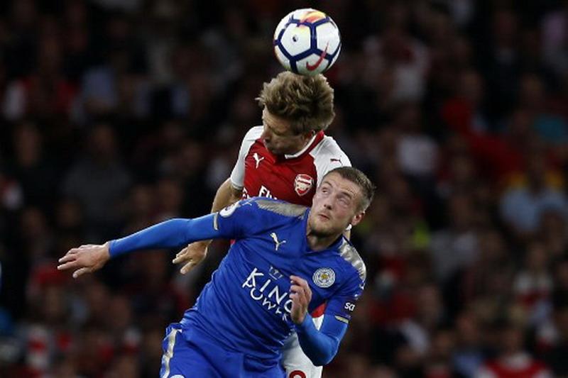 Leicester City Kalah dari Arsenal, Jamie Vardy: Kami Kehilangan Konsentrasi di Akhir Laga