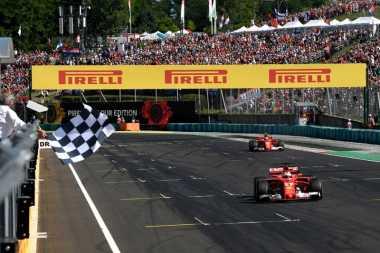 Mobil Tim Lain Mengikuti Ferrari, Vettel: Ini Tanda yang Bagus