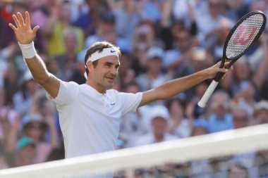 Lolos ke Final Piala Rogers 2017, Federer: Saya Harus Siap Secara Fisik dan Mental