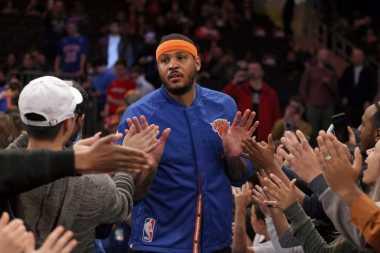 Carmelo Anthony Berlabuh di Portland Trail Blazers?