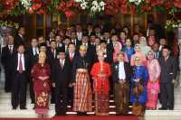Penampilan Jokowi dan Jusuf Kalla Pakai Busana Daerah saat Pidato Kenegaraan Jadi Makna Kebhinekaan Bangsa