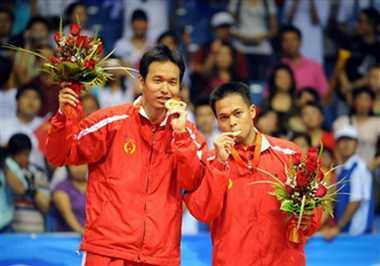 HARI MERDEKA: Rebut Medali Emas di Olimpiade Beijing 2008, Kado Terindah Kido/Hendra untuk Indonesia