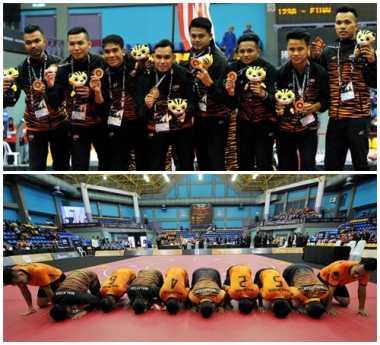 SEA Games 2017: Raih Emas Pertama di Olahraga Kurang Populer, Khairy Anggap Medali Ini Sangat Berarti