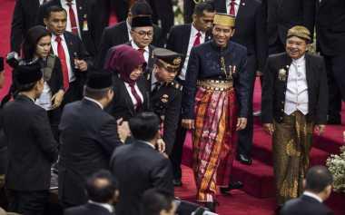 Pidato di Sidang Tahunan MPR, Jokowi: Pendidikan di Aceh Harus Sama Baik di Pelosok Negeri