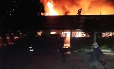 Alhamdulillah, 7 SD di Palangkaraya yang Dibakar Akan Dibangun Tahun Depan
