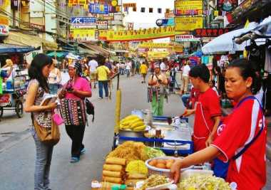 HARI MERDEKA: Jajanan Kaki Lima Bisa Masuk dan Disajikan di Hotel Bintang 5!