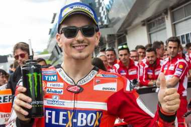 Ajak Lorenzo ke Ducati, Dall'Igna: Saya Percaya Ia Akan Jadi Rekan yang Baik bagi Dovizioso