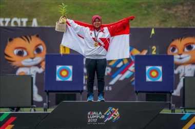 Mantap, Koleksi 2 Emas, Indonesia Pimpin Perolehan Medali Sementara SEA Games 2017