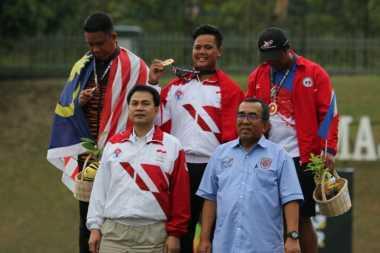 HARI MERDEKA: Jadi Kado HUT Ke-72 RI, Cabor Panahan Raih Dua Medali Emas di SEA Games 2017