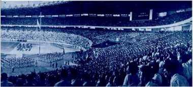 SPORTPEDIA: Lewat Proses Berliku, Indonesia Ditunjuk sebagai Tuan Rumah Asian Games 1962