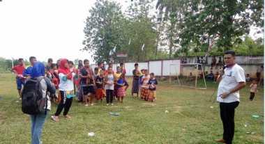 Sambut HUT Ke-72 RI, DPC Perindo Lubuklinggau Selatan Gelar Turnamen Futsal