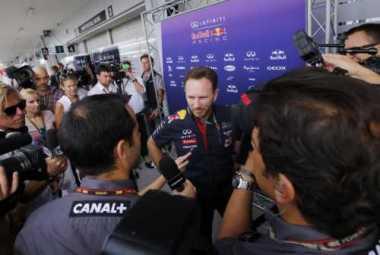 Alami Masa Sulit di F1 Musim 2017, Horner: Kami Kecewa dengan Terowongan Angin Red Bull