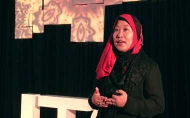 Mantap! Ciptakan Beton dari Lumpur Lapindo, Dosen Ini Raih Anugerah Adibrata