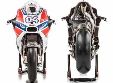 Motor Ducati Tak Lagi Pakai Winglet, Tardozzi: Kami Berhasil dengan Cara Baru