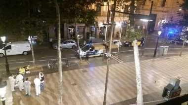 Terkejut dengan Aksi Teror di Barcelona, Ini Ucapan Duka dari Rafael Nadal dan Garbine Muguruza