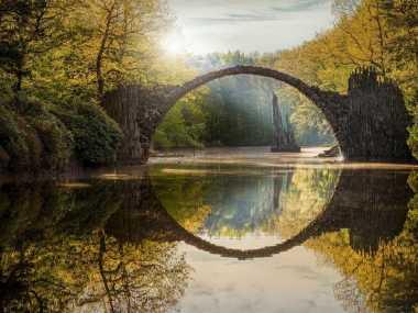5 Destinasi Terindah bak Negeri Dongeng di Dunia Nyata