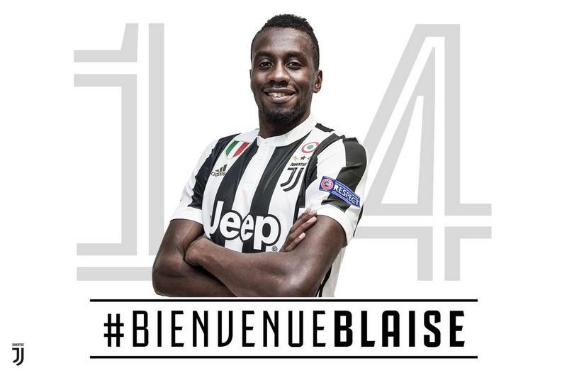 RESMI! Tinggalkan PSG, Blaise Matuidi Gabung Juventus