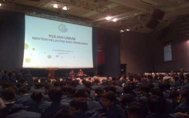 Isi Kuliah Umum di ITB, Menteri Susi Ungkap Pentingnya Penenggelaman Kapal Asing