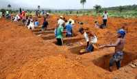 Hampir Sepekan, Sierra Leone Akhirnya Makamkan 461 Korban Longsor
