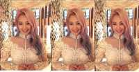 Pakai Kebaya, Hyoyeon SNSD Cantik bak Barbie!