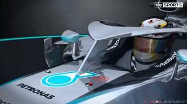 Kembali Menjadi Perdebatan, Pembalap F1 Keluhkan Bobot Halo