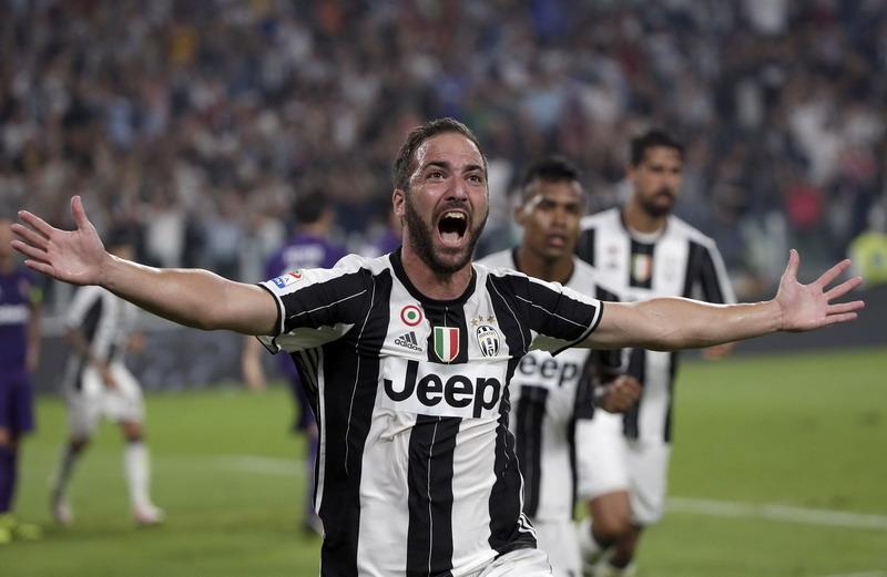 Bermain Penuh Semangat, Juventus Raih Kemenangan Telak di Pertandingan Perdana Liga Italia Musim 2017-2018