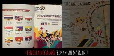 Retas Situs Malaysia, Hacker Indonesia: Bendera Negaraku Bukanlah Mainan!