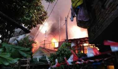 Selidiki Penyebab Kebakaran di Kebon Pala, Polisi Terjunkan Tim Labfor