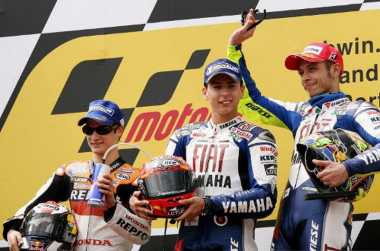 SPORTPEDIA: Sirkuit Estoril, Saksi Bisu Kemenangan Perdana Lorenzo di MotoGP dan Unggul 12 Detik dari Rossi