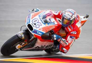 Akui Keunggulan Dovizioso di MotoGP Austria, Marquez: Dia Menang karena Lebih Cepat