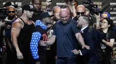 Berpeluang Pecahkan Rekor Marciano, Mayweather Jr: Fokus Saya Hanyalah Kalahkan McGregor!