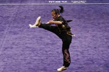SEA Games 2017: Raih Emas Pertamanya, Felda Elvira Jadi Kejutan Tim Wushu Indonesia