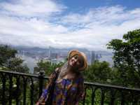 BACKPACKER DIARY: Victoria Peak, Menyaksikan Kecantikan Alam dari Titik Tertinggi Kota Hong Kong