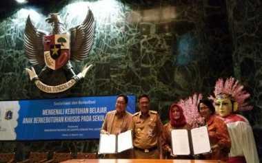 Catat! Gubernur DKI Jakarta Meminta Setiap Wilayah Siapkan SLB