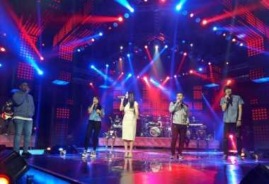 HUT RCTI 28: Ikut Berperan dalam Drama Musikal, Judika Tampil Maksimal dengan Kemeja Bermotif Batik Modern