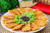 URBAN FOOD: Daripada Jajan di Pinggir Jalan, Lebih Baik Bikin Sendiri di Rumah Yuk! Ada Resep Keripik Tempe, Onde-Onde dan Tahu Crispy!