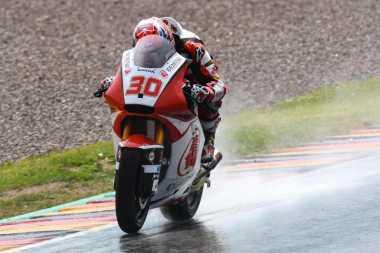 Gabung LCR Honda di MotoGP 2018, Nakagami Fokus ke Moto2 2017