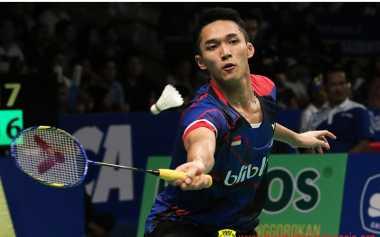 Kalahkan Thailand 3-1 di Semifinal Bulu Tangkis Beregu Putra, Indonesia Tantang Malaysia di Final SEA Games 2017