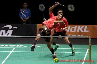 Kalah dari Pasangan Thailand di Semifinal Bulu Tangkis Beregu Putra, Ini Komentar Asisten Pelatih Ganda Putra Indonesia