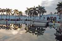 UNCOVER INDONESIA: Benteng Kuto Besak, Destinasi Wajib saat Jelajah Festival Sriwijaya Palembang