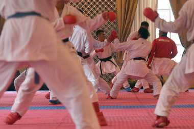 Dukung sang Junior di SEA Games 2017, Ini Saran Legenda Karate Umar Syarief