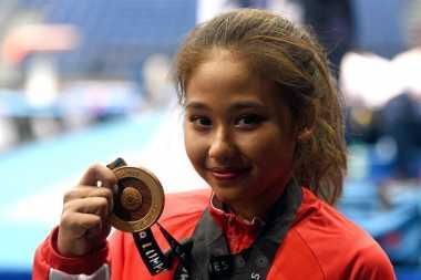 Senam & Karate Sumbang Emas, Ini Daftar Perolehan Sementara Medali SEA Games 2017