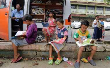 Nih, Faktor yang Menyebabkan Rendahnya Minat Baca Anak