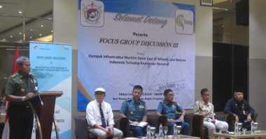 Keren! Unhan Teliti Infrastruktur Maritim Dasar Laut di Natuna
