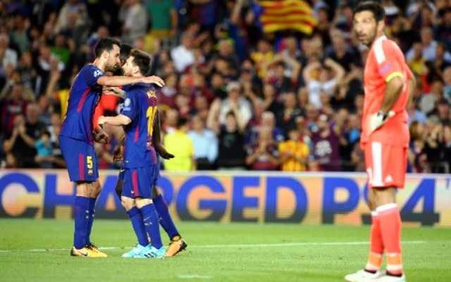 Menang Tiga Gol Tanpa Balas, Barca Sukses Balaskan Dendam kepada Juve