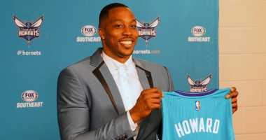 Gabung Hornets, sang Pelatih Pastikan Dwight Howard Jadi Starter di NBA 2017-2018
