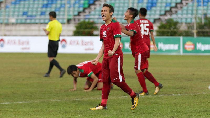 Hasil Timnas Indonesia U-19 vs Myanmar U-19: Menang 7-1, Garuda Nusantara Rebut Posisi 3